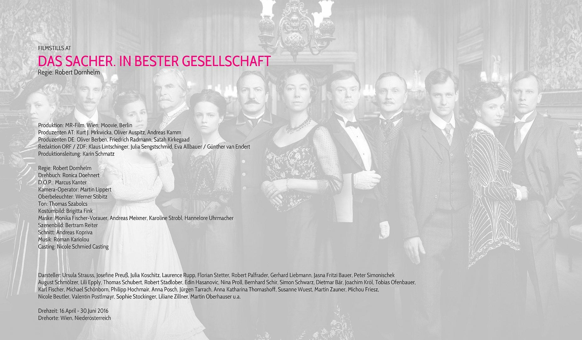 Ofenbauer Berlin filmstills at das sacher in bester gesellschaft regie robert